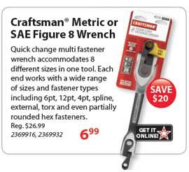 Shop SAE or Metric Tools