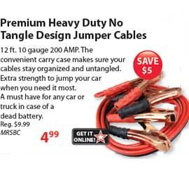 Shop Jumper Cables