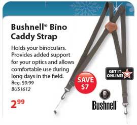Bushnell Binocular Caddy Strap
