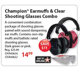 Get Shooter Eye and Ear combos
