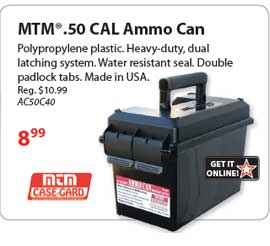 Shop Ammo Cans