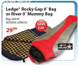 Shop 0-degree sleeping bags