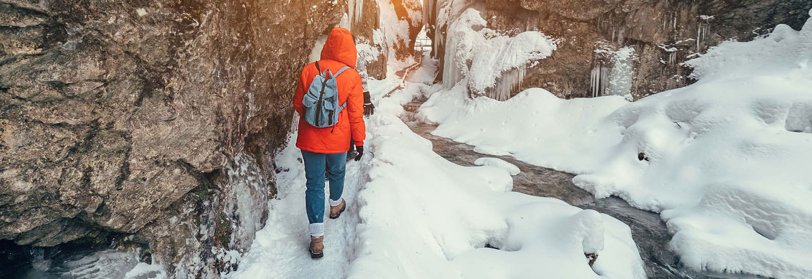 Gear up for your camping and hiking winter adventures.