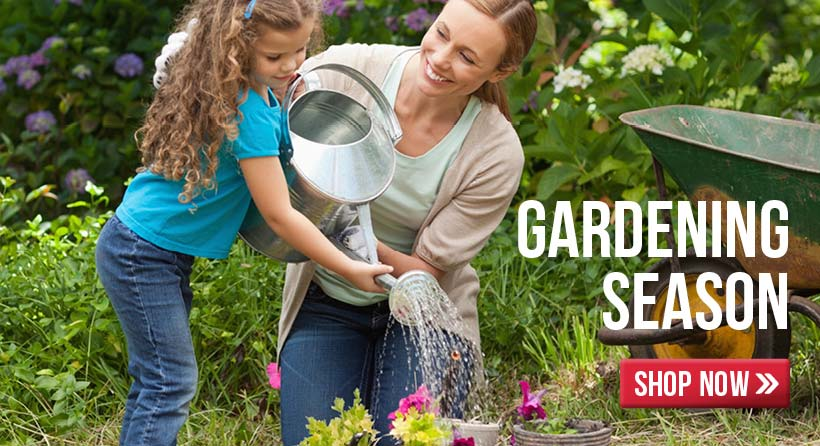 Shop our Gardening Ad online an save now through April 27, 2019.