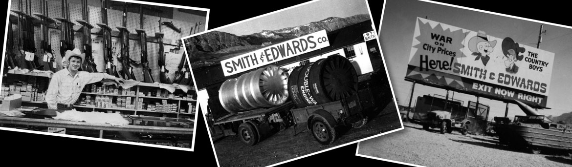 About Smith and Edwards Co