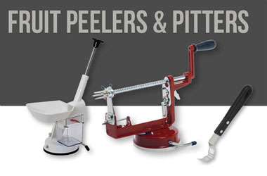 Shop Cherry Pitters, Apple Peelers, and more