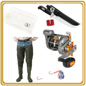 Buy Fishing tackle and bait online
