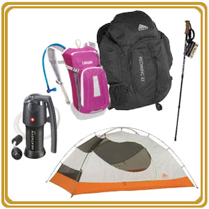Buy Camping and Hiking Gear online