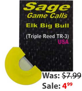 Big bull elk call