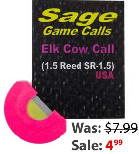 Get your Cow Elk Call