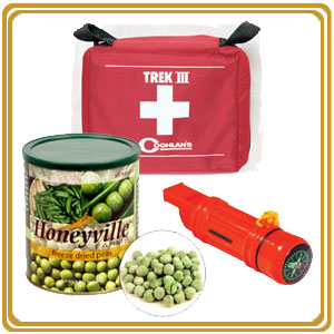 Emergency Preparedness supplies and 72 Hour Kits online