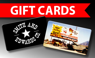 Smith and Edwards Gift Certificates