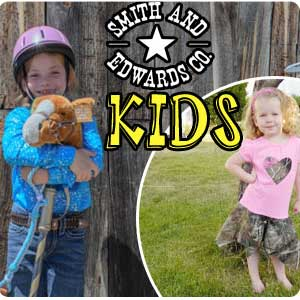 Kids' Clothing, Spurs, Hats, Toys, and more!