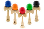 Kendama, the fun Japanese game of skill!