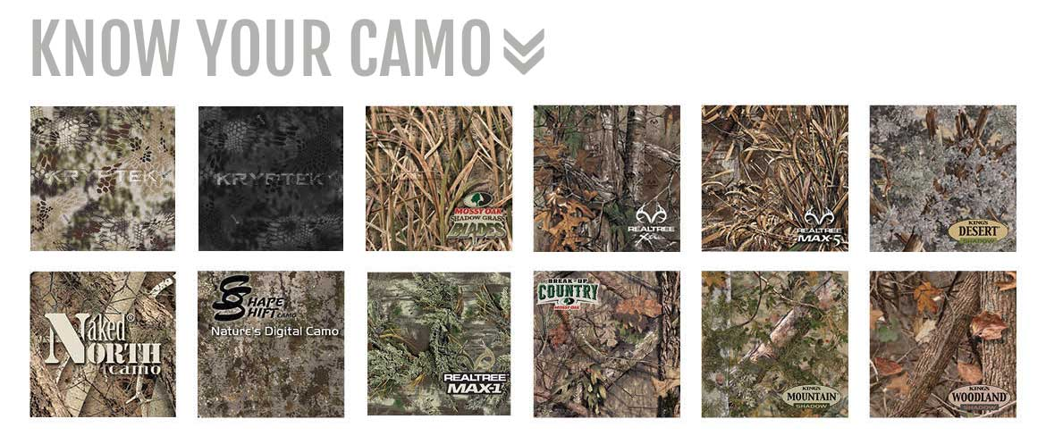 Find everything for your hunt from pack gear to camo to calls to meat grinders at Smith and Edwards Co!