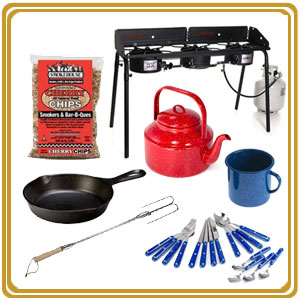 Buy Outdoor cookware and stoves online