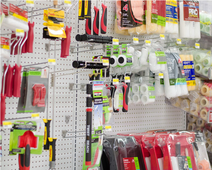 Get your paint accessories at Smith & Edwards