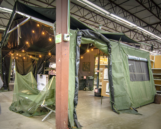 Army Surplus Tents At Smith Amp Edwards Ogden Utah