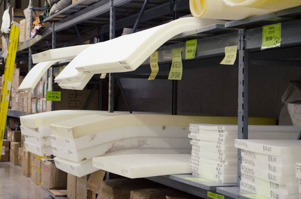 Foam Pads and Rolls at Smith & Edwards