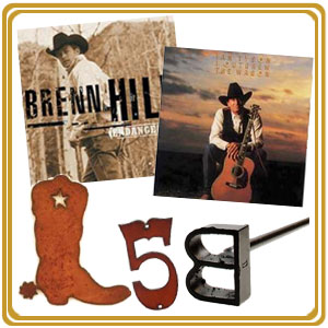 Buy Western music CDs and Western living gifts