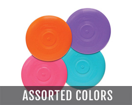 Ace Toy Frisbee Assorted Colors