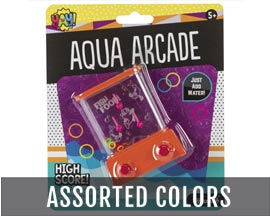 Toysmith® Aqua Arcade - Assorted Colors