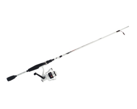 Abu Garcia® Ike Dude Spinning Rod and Reel Combo- 6 ft