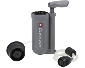 Katadyn Hiker Microfilter Water Filtration System