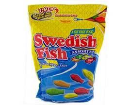 Food for Big bag of swedish fish