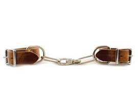 Smith & Edwards Leather Swivel Chain Hobble