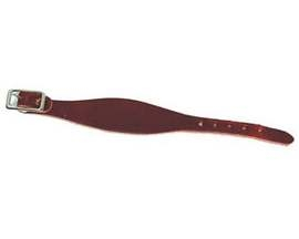 Shaped Leather Stirrup Straps