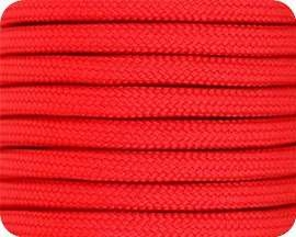 Scarlet Red 550 Paracord - 100 Feet