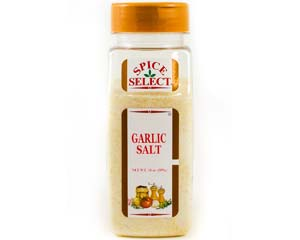 Spice Select Garlic Salt - 18 oz