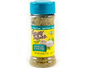 Flavor Mate Garlic & Herb Seasoning Blend - Salt Free