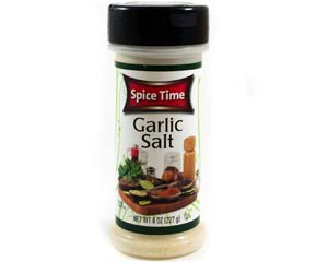 Spice Time Garlic Salt