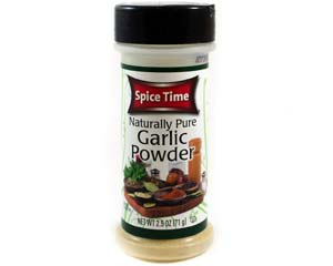 Spice Time Garlic Powder