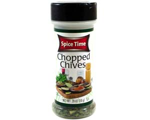 Spice Time Chopped Chives