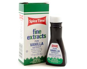Spice Time Pure Vanilla Extract