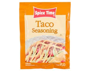 Spice Time Taco Seasoning