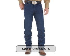 Wrangler Men's Premium Performance Cowboy Cut Jeans