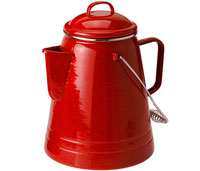 Enamelware Dishes & Kettles
