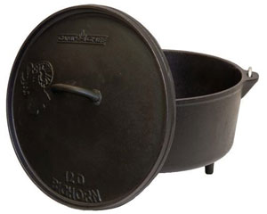 Camp Chef® 8-Quart Cast Iron Deep Dutch Oven, 12""