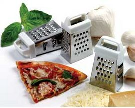 "Norpro Stainless Steel Mini 2.5"" Grater"