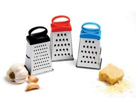 "Norpro Stainless Steel Mini 5"" Grater"