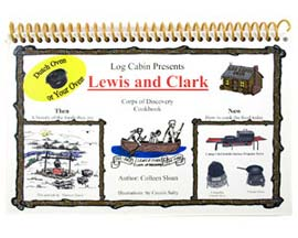 Lewis and Clark Dutch Oven Cooking Cookbook