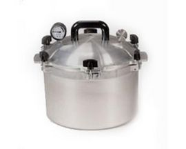 All-American® 15.5 Quart Pressure Canner