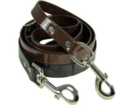 "Smith & Edwards 3/4"" Biothane Tie Downs with Nickel Plated Hardware"