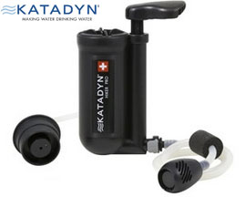 Katadyn Hiker Pro Microfilter Water Filtration System