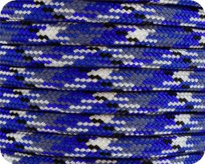 Bucky Blue 550 Paracord - 100 Feet