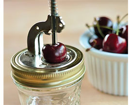 Old Fashioned Cherry Pitter